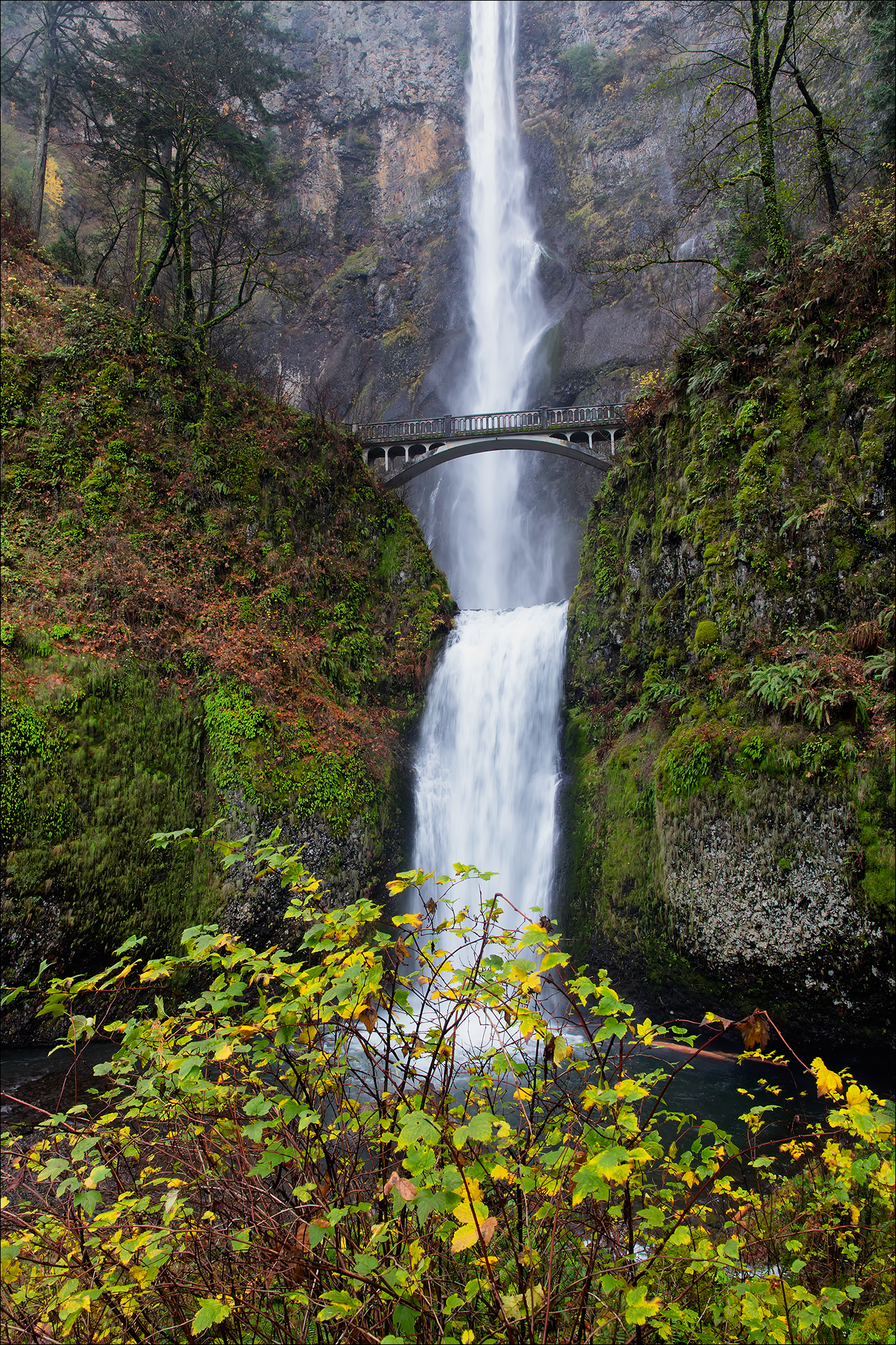 Multnomah falls columbia river gorge oregoncanon 5dmkiii 24 70mml
